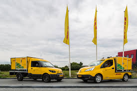 DHL Expands City Hub Electric Vehicle Program In The Hague | Air ... Dhl Truck Editorial Stock Image Image Of Back Nobody 50192604 Scania Becoming Main Supplier To In Europe Group Diecast Alloy Metal Car Big Container Truck 150 Scale Express Service Fast 75399969 Truck Skin For Daf Xf105 130 Euro Simulator 2 Mods Delivery Dusk Photo Bigstock 164 Model Yellow Iveco Cargo Parked Yellow Delivery Shipping Side Angle Frankfurt