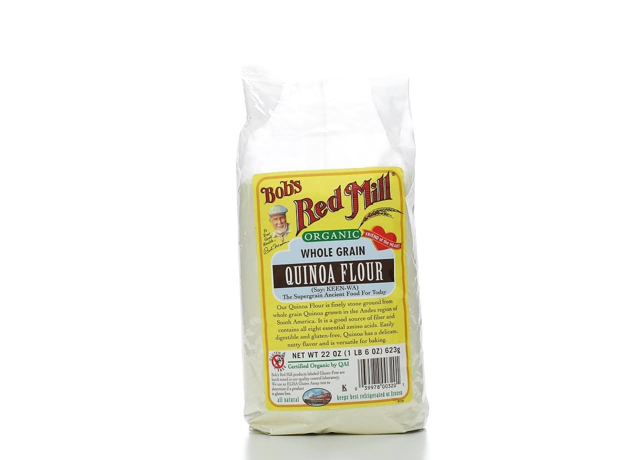 Bob's Red Mill Organic Quinoa Flour - 22oz