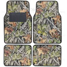 Camo Mats For Car SUV Truck - 4 PC Car Floor Mat Camouflage Rubber ... 002017 Toyota Tundra Custom Camo Floor Mats Rpidesignscom Car Auto Personalized Interior Realtree And Mossy Oak Microsuede Universal Fit Seat Cover Mint Front Truck Lloyd Store Best Digital Covers Covercraft Amazoncom Mat Set 4 Piece Rear In Surreal Unlimited Carpets Walmartcom Liners Sears