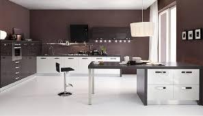 couleur murs cuisine pittoresque idees de couleur pour le mur cuisine moderne id es
