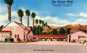 Magic Lamp Rancho Cucamonga California by Rancho Cucamonga Route 66 California