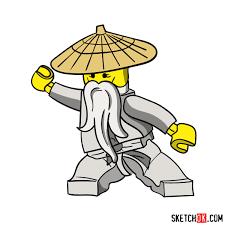 41 Ninjago Sensei Wu