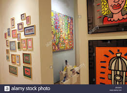 100 Pop Art Interior View Of The Exhibition James Rizzi Unforgettable
