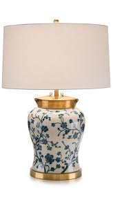 Ceramic Table Lamps For Bedroom by 68 Best Blue And White Lamps Images On Pinterest C Table Tables