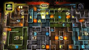 Board Game Fun Arrives With Dungeon Twister On July 3rd For PSN