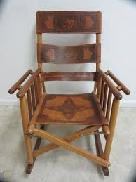 Vintage Costa Rica Leather Sling Folding Rocker Rocking ... Winsome Butterfly Folding Chair Frame Covers Target Clanbay Relax Rocking Leather Rubberwood Brown Amazoncom Alexzhyy Mulfunctional Music Vibration Baby Costa Rica High Back Pura Vida Design Set Eighteen Bamboo Style Chairs In Fine Jfk Custom White House Exact Copy Larry Arata Pinated Leather Chair Produced By Arte Sano 1960s Eisenhauer Dyed Foldable Details About Vintage Real Hide Sleeper Seat Lounge Replacement Sets