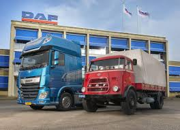 DAF Trucks - 90 Years Of Innovative Transport Solutions   News ...