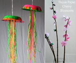 Jellyfish Kids Craftcherry Blossom Crft