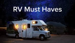 Must Have RV Accessories For Your Next Trip