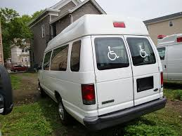 Dodge Sprinter Wheelchair Van For Sale