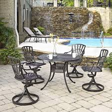 Details About Largo Outdoor Patio Dining Set, Cast Aluminum, 5 Piece Set  Table Chairs Chair Alinum Alloy Outdoor Portable Camping Pnic Bbq Folding Table Chair Stool Set Cast Cats002 Rectangular Temper Glass Buy Tableoutdoor Tablealinum Product On Alibacom 235 Square Metal With 2 Black Slat Stack Chairs Table Set From Chairs Carousell Best Choice Products Patio Bistro W Attached Ice Bucket Copper Finish Chelsea Oval Ding Of 7 Details About Largo 5 Piece Us 3544 35 Offoutdoor Foldable Fishing 4 Glenn Teak Wood Extendable And Bk418 420 Cafe And Restaurant Chairrestaurant