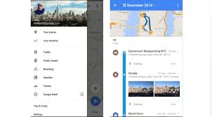 Google Maps now lets you revisit your location history in a