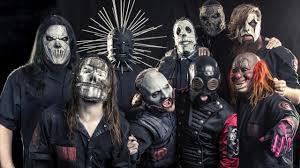 Slipknot Halloween Masks 2015 by Slipknot Archives Discovered Magazine