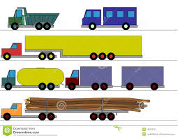 100 Trucks Cartoon Childrens Trucks Stock Vector Illustration Of Truck 16972078