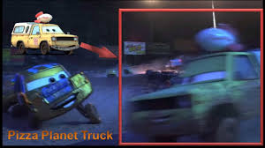 100 Pizza Planet Truck Incredibles In Every Disney Pixar Movie