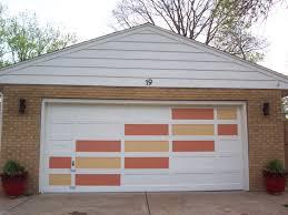 Sweet Painted Garage Doors Pinterest Znj Home design ideas