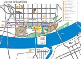 Stadium Parking & Directions