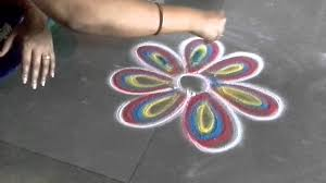 Freehand Flower Rangoli - YouTube Best Rangoli Design Youtube Loversiq Easy For Diwali Competion Ganesh Ji Theme 50 Designs For Festivals Easy And Simple Sanskbharti Rangoli Design Sanskar Bharti How To Make Free Hand Created By Latest Home Facebook Peacock Pretty Colorful Pinterest Flower 7 Designs 2017 Sbs Your Language How Acrylic Diy Kundan Beads Art Youtube Paper Quilling Decorating