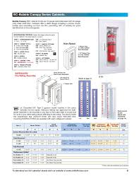 Fire Extinguisher Mounting Height Requirements by 100 Fire Extinguisher Cabinet Mounting Height Nfpa 100