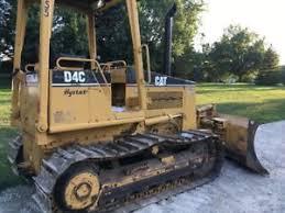 d4 cat dozer caterpillar dozer d4 cat ebay