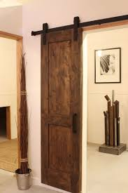 Industrial Barn Door Hardware: Convert Current Door To A