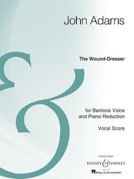 The Wound Dresser Pdf by Ebookstore New Release The Wound Dresser Baritone Voice And