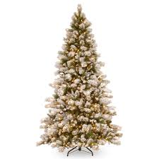 Vickerman Flocked Slim Christmas Tree by Vickerman Flocked Alberta Pre Lit Christmas Tree Hayneedle