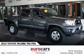 2015 Toyota Tacoma TRD Stock # E1147 For Sale Near Colorado Springs ... Used Cars Colorado Springs Co Car Dealer Auto David Dearman Autoplex Southern Credit Usave Rentals Trucks Patriot Dealership Lakeside 14 Best Dealerships Expertise Castle Rock Central Autos Bay New Chevrolet Vehicles For Sale 2018 Finiti Q70 Ram Less Than 3000 Dollars Honda Crv Freedom Wollert Automotive Montrose Copreowned And Lincoln Navigator Select In Autocom