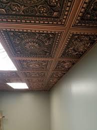 Antique Ceiling Tiles 24x24 by Da Vinci U2013 Faux Tin Ceiling Tile U2013 Drop In U2013 24 U2033x24 U2033 U2013 215 U2013 Dct