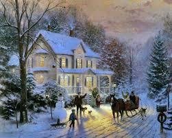 Thomas Kinkade Christmas Tree Wonderland Express by 140 Best Thomas Kinkade Images On Pinterest Thomas Kinkade
