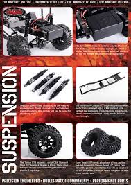 100 Rc 4wd Truck RC4WD Terrain RTR Kit WCrusher Body Set RCREDVIT
