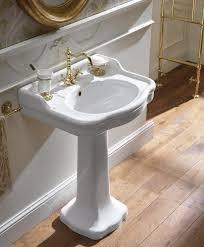 Duravit Happy D Pedestal Sink by Sbordoni Palladio Washbasin With Pedestal Ceramic On