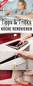 küchen renovieren fronten kochfeld spritzschutz tipps