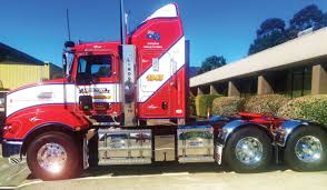 LINDSAY TRANSPORT 300th KENWORTH | PACCAR AUSTRALIA