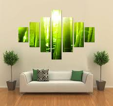 tableau nature bamboo