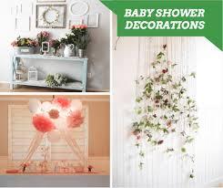 34 Unique Baby Shower Decoration Ideas