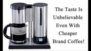Best Tasting 10 Cup Coffee Maker In The World