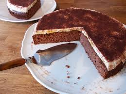 gesunder schokoladen bananenkuchen ruths 5 elemente küche
