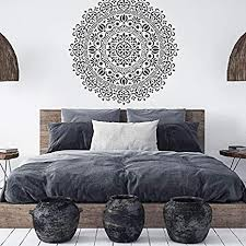 taschenrechner land ästhetisch wandschablonen schlafzimmer