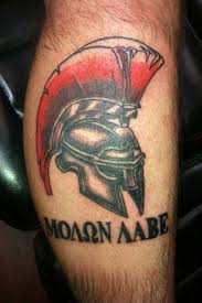 Labe Come And Take Them Tattoo