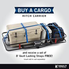 """Hitch Cargo Carrier 60"""" X 24"""" By Vault - Haul Your Gear With This ... Apex Deluxe Hitch Bike Rack 3 Discount Ramps Best Choice Products 4bike Trunk Mount Carrier For Cars Trucks Rightline Gear 4x4 100t62 Dry Bag Pair Quadratec Universal 2 Platform Bicycle Fold Upright Cheap Truck Cargo Basket Find Deals On Line At Smittybilt Reciever Youtube Freedom Car Saris 60 X 24 By Vault Haul Your With This Steel Carriers Darby Extendatruck Mounted Load Extender Roof Or Bed Tips Walmart For Outdoor Storage Ideas"""