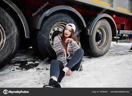 Brunette Stylish Casual Girl In Cap Sitting Against Truck Wheels ... Muddy Girl Truck Vinyl Best Resource Well Duh I Survived Or Couldnt Share Thislol Memes Lvo Vnl 780 Girl Mod Ats Mod American Simulator Stages Of My Wifes Despair When We Missed The Icecream Truck Imgur Slider Baltimore Food Trucks Roaming Hunger Grill Home Facebook Angel Ridge Art Photos The Old 1936 Ford Fire Pin By Joseph On Model Trucks Pinterest 19 Beautiful Pink That Any Would Want Teen Girl Uses Superhuman Strength To Lift Burning Off Dad Automobile Trendz Awesome
