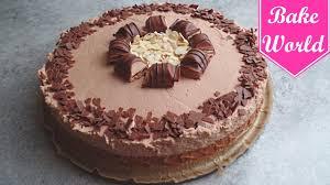 kinder bueno torte selber machen ohne backen schnell einfach