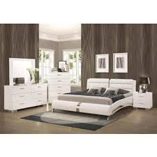 Glossy Bedroom Furniture For Less