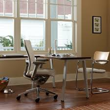 Zody Task Chair Canada by Zody Task Leather Ink Support Black Haworth Touch Of
