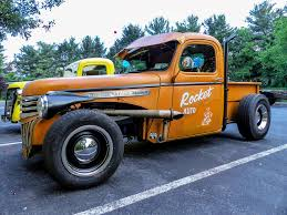 100 Rat Rod Trucks Pictures Rocket Autos General Motors Truck Pickup Taken In Flickr