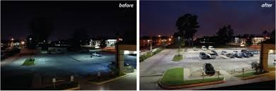 Parking Lot Lighting What You Need to Know Chapple Electric