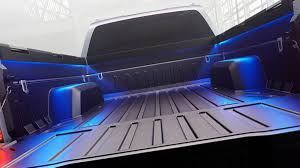 Ford Atlas Truck Debuts At Detroit Auto Show: Concept Previews ... 48 Led White 8 Module Exterior Truck Bed Lights Genssi Battery Powered Blight Are Bed Lighting For Those Who Work From Dawn To Dusk Anzo 531049 2014 F150 Raptor Ingrated Lighting Kit F150ledscom Amazoncom Mictuning 2pcs 60 Cargo Light Strip 2 X Smart Rgb W Soundactivated Function My Exterior Cversion Thread Honda Ridgeline Owners 8pc Kits Find The Best Price At Ledglow Mattgecko Hood Light Kits Toyota Tundra Forum With Strips Diy Howto Youtube