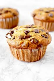moist banana chocolate chip muffins the taste of kosher