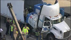 100 Hazmat Truck Spill Causes Major Delays On I10 Westbound At I610 Abc13com